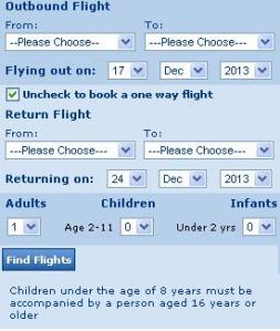 Flights Search