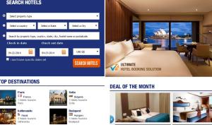 Hotel Booking Engine Solutions